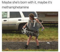 """<p>There goes another model via /r/memes <a href=""""http://ift.tt/2mOMbXp"""">http://ift.tt/2mOMbXp</a></p>: Maybe she's born with it, maybe it's  methamphetamine <p>There goes another model via /r/memes <a href=""""http://ift.tt/2mOMbXp"""">http://ift.tt/2mOMbXp</a></p>"""