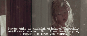 https://iglovequotes.net/: Maybe this is wishful thinking, probably  mindless dreaming. But if we loved again,  I swear I d love you right https://iglovequotes.net/