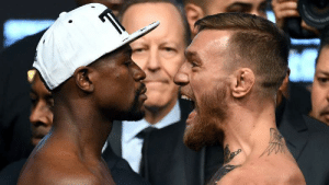 Mayweather McGregor Memes: Funniest Jokes About Fight | Heavy.com: Mayweather McGregor Memes: Funniest Jokes About Fight | Heavy.com