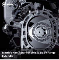 Via @carthrottlenews - Mazda is indeed working on a new rotary engine, but you might not like the sound of its intended use...: Mazda's Next Rotary Engine To Be EV Range  Extender Via @carthrottlenews - Mazda is indeed working on a new rotary engine, but you might not like the sound of its intended use...