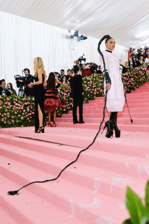mcavoys:    TESSA THOMPSON2019 Met Gala Celebrating Camp: Notes on Fashion | May 06, 2019   : mcavoys:    TESSA THOMPSON2019 Met Gala Celebrating Camp: Notes on Fashion | May 06, 2019