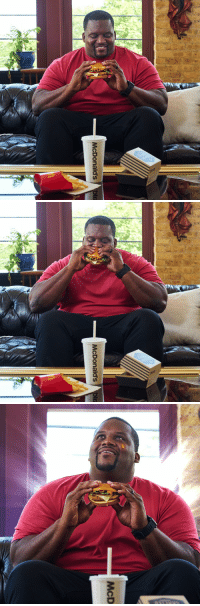 McDonalds bls   McDonald's ble   MCD This Sriracha Mac Sauce is enough to bring a tear to your eye! 😅😂🌶🍔 #SignatureCrafted #ad @McDonalds https://t.co/3cPuhFsS1Z