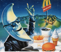 Moonman Moonman can't you see ?!: McDonalds  hmmmm  mm  mmisman.mMm Moonman Moonman can't you see ?!
