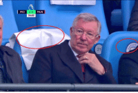 Sir Alex Ferguson refused to be seen with the Man City crest.  The hatred runs very deep. https://t.co/uMEPvZtvve: MCI  MUN  34:00  21 Sir Alex Ferguson refused to be seen with the Man City crest.  The hatred runs very deep. https://t.co/uMEPvZtvve