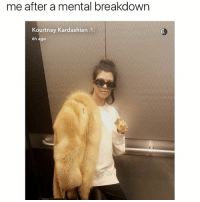 clink clink bitch: me after a mental breakdown  Kourtney Kardashian K  6h ago clink clink bitch