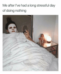 Memes, Phone, and Imgur: Me after l've had a long stressful day  of doing nothing Cleaning phone of Imgur memes 10