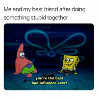 When me and @wasjustabouttosaythat get together 😂 Follow @wasjustabouttosaythat @wasjustabouttosaythat @wasjustabouttosaythat: Me and my best friend after doing  something stupid together  you're the best  bad influence ever! When me and @wasjustabouttosaythat get together 😂 Follow @wasjustabouttosaythat @wasjustabouttosaythat @wasjustabouttosaythat