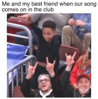 """Tag your friends! 😂😂 Song: """"Tetris"""" by @DerekKingOnline: Me and my best friend when our song  comes on in the club Tag your friends! 😂😂 Song: """"Tetris"""" by @DerekKingOnline"""