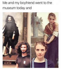 Fucking, Love, and Memes: Me and my boyfriend went to the  museum today and I fucking love art 🎨 (@stuffthatlookslikestuff is the best account you don't follow 👉🏼 @stuffthatlookslikestuff)