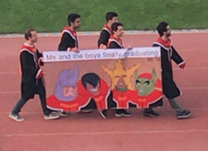Me and the boys by yukea MORE MEMES: Me and the boys finally graduating Me and the boys by yukea MORE MEMES