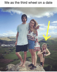 Double tap 👍 @weedlaughs420: Me as the third wheel on a date  @DankCity Double tap 👍 @weedlaughs420