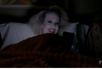 Funny, Phone, and Social Media: Me at 3am fightin sleep to scroll thru dead social media timelines and change random settings on my phone after being tired all day https://t.co/j2DYZjx4Q4
