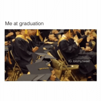 PIPE IT UPP -follow @bitchy.tweet (me) for more 🎓😂 (credit: @roy_purdy): Me at graduation  IG: bitchy tweet PIPE IT UPP -follow @bitchy.tweet (me) for more 🎓😂 (credit: @roy_purdy)