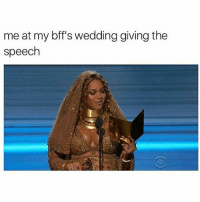Go bestfrannn...Im so extra 🙄🙌💃💁👸 love you Diaper 🐌💕🐢: me at my bff's wedding giving the  speech Go bestfrannn...Im so extra 🙄🙌💃💁👸 love you Diaper 🐌💕🐢