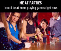 Me all the time lol what are you doing right now,  instead of playing WoW?  I'm stuck at work :( ~Ysabell: ME AT PARTIES  could be at home playing games right now. Me all the time lol what are you doing right now,  instead of playing WoW?  I'm stuck at work :( ~Ysabell
