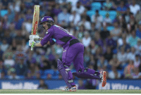 Memes, Hurricane, and Match: Me BBL, Hobart Hurricanes vs Sydney Thunder, 20th Match  HH - 161/8 (20) | George Bailey - 69*(54) | Pat Cummins - 2/36