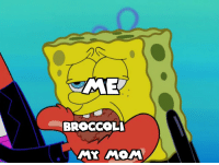 Irl, Me IRL, and Broccoli: ME  BROCCOLI