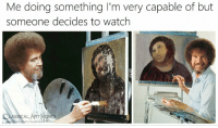Memes, Watch, and Classical Art: Me doing something I'm very capable of but  someone decides to watch  SSICALART MEMES  /class  est