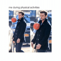 Girl Memes, Physical, and Physics: me during physical activities follow @milodzevat if u want