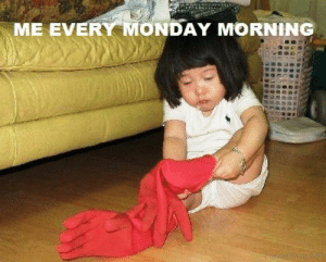 Best Collection Monday Memes: ME EVERY MONDAY MORNING  FunnyBeing co Best Collection Monday Memes