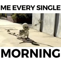 😂 me everymorning waitingforcoffee canyourelate skeleton coffeecrawl wemadeit itsfridaybitches @Regrann from @soflo - WHO ELSE CAN RELATE?⠀ 😭😭😭😭😭😭😭😭😭😭😭⠀ With: @vernbestintheworld Regrann: ME EVERY SINGLE  MORNING 😂 me everymorning waitingforcoffee canyourelate skeleton coffeecrawl wemadeit itsfridaybitches @Regrann from @soflo - WHO ELSE CAN RELATE?⠀ 😭😭😭😭😭😭😭😭😭😭😭⠀ With: @vernbestintheworld Regrann