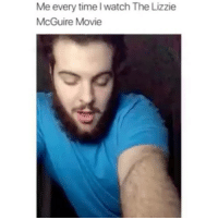 Movie, Time, and Watch: Me every time l watch The Lizzie  McGuire Movie I am iNsPiReD (this is @mistachrish)