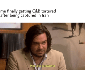 Smash my cock with a rock I must: me finally getting C&B tortured  after being captured in Iran  [AROUSED GROWLING] Smash my cock with a rock I must