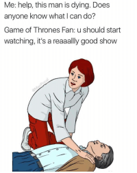 Game Of Thrones Fan