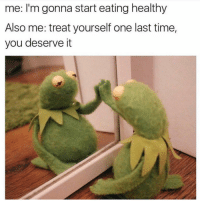 Boxing, Gym, and The Link: me: I'm gonna start eating healthy  Also me: treat yourself one last time,  you deserve it Me right now. 😂😞 . @DOYOUEVEN - 70% OFF BOXING DAY SALE! 🎉 click the link in our BIO ✔️