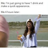 Who needed a drink or 5 to get through last night's episode? Our Bachelorette recap is up 👉🏼 betches.co-bachelorette: Me: I'm just going to have 1 drink and  make a quick appearan  ce.  Me 4 hours later:  @betches  etches.com Who needed a drink or 5 to get through last night's episode? Our Bachelorette recap is up 👉🏼 betches.co-bachelorette