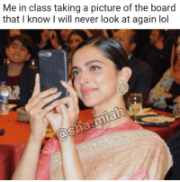 Lol, Tumblr, and Http: Me in class taking a picture of the board  that I know I will never look at again lol  @sha miah @studentlifeproblems