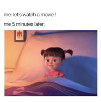 Movies, Movie, and Watch: me: let's watch a movie !  me 5 minutes later: i always sleep through movies