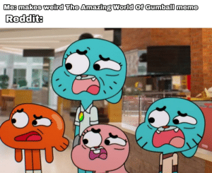 the amazing world of gumball the parents reddit