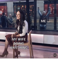 Wife, Dai, and Anything: ME  MY WIFE  DOING  ANYTHING  THE DAI Me with my bf