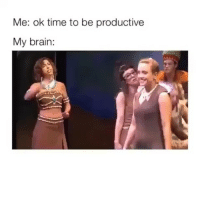 Memes, Videos, and Brain: Me: ok time to be productive  My brain: follow @comediic for more videos ✨✨