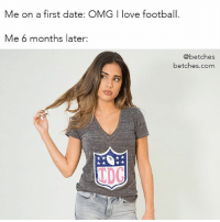 Because we only watch the superbowl for the halftime show, alcohol, and food. Link in bio for thissss tee. shopbetches @shopbetches: Me on a first date: OMG I love football.  Me 6 months later:  @betches  betches.com Because we only watch the superbowl for the halftime show, alcohol, and food. Link in bio for thissss tee. shopbetches @shopbetches
