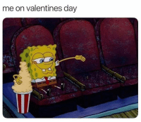 Gotta keep the streak going.: me on valentines day  .s Gotta keep the streak going.