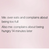 Me!!! I'm sure me and @northwitch69 were separated at birth 💕 Follow her!! @northwitch69 @northwitch69 @northwitch69 @northwitch69: Me: over eats and complains about  being too full  Also me: complains about being  hungry 14 minutes later Me!!! I'm sure me and @northwitch69 were separated at birth 💕 Follow her!! @northwitch69 @northwitch69 @northwitch69 @northwitch69