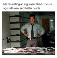 Ironic, New, and Argument: Me recreating an argument I had 6 hours  ago with new and better points Come at me