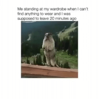 Latinos, Memes, and Mexican: Me standing at my wardrobe when I can't  find anything to wear and I was  supposed to leave 20 minutes ago Lmaoo 😂😂😂😂😂 🔥 Follow Us 👉 @latinoswithattitude 🔥 latinosbelike latinasbelike latinoproblems mexicansbelike mexican mexicanproblems hispanicsbelike hispanic hispanicproblems latina latinas latino latinos hispanicsbelike
