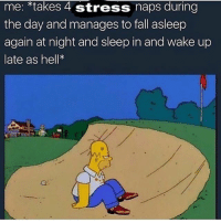 Doctor, Dr. Evil , and Fall: me: takes 4 stress naps during  the day and manages to fall asleep  again at night and sleep in and wake up  late as hell* You have to take at least 3 naps a day. That was recommended by my doctor...Dr. Evil *Extends pinky and commences with diabolical laugh