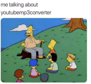 MeIRL, Talking, and About: me talking about  youtubemp3converter Meirl