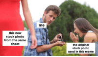 "Meme, Http, and Via: me  this new  stock photo  from the same  shoot  the original  stock photo  used in this meme <p>High short-term value. Buy or sell? via /r/MemeEconomy <a href=""http://ift.tt/2iBOXQ3"">http://ift.tt/2iBOXQ3</a></p>"