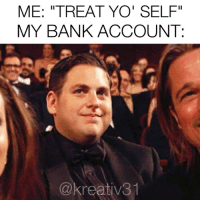"""ME: """"TREAT YO' SELF""""  MY BANK ACCOUNT:  kreativ trying to find a reason not to buy every color of the uncaged ultraboost sitting in front of me rn"""