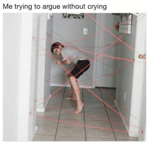 Arguing, Crying, and Memes: Me trying to argue without crying 40 NEWEST MEMES FOR TODAY #343