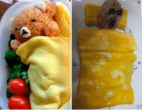 9gag, Memes, and Adorable: Me trying to cook Follow @9gag 9gag Omurice adorable nightmare cookingfail