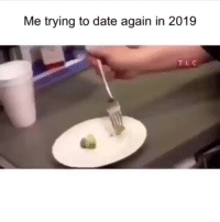 Dank, Date, and Tlc: Me trying to date again in 2019  TLC