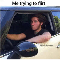 Bruh, Funny, and Life: Me trying to flirt  Hoodclips.com Bruh my life By: Brandon Calvillo