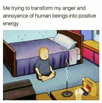 Hmmm mood: Me trying to transform my anger and  annoyance of human beings into positive  energy Hmmm mood