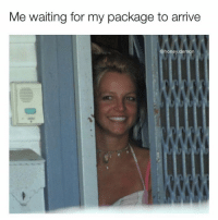 Ass, Business, and Girl Memes: Me waiting for my package to arrive  @honey.demon 5 business days my ass